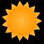 Слънчево